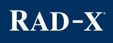 RAD-X Brand Logo